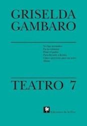 Papel Teatro 7 - Gambaro, Griselda