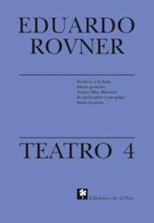 Papel Teatro 4 - Rovner, Eduardo