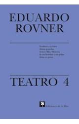 Papel TEATRO 4 ROVNER EDUARDO