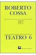 Papel TEATRO 6 (COSSA ROBERTO)