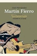 Papel MARTIN FIERRO (FONTANARROSA)