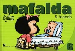 Libro 6. Mafalda & Friends