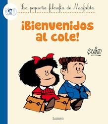 Papel Bienvenidos Al Cole - La Pequeña Filosofia De Mafalda