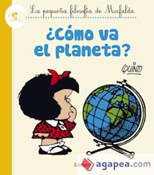 Papel Como Va El Planeta - La Pequeña Filosofia De Mafalda