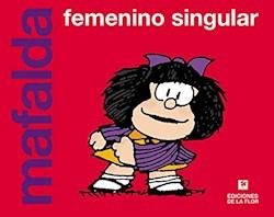 Libro Mafalda : Femenino Singular.