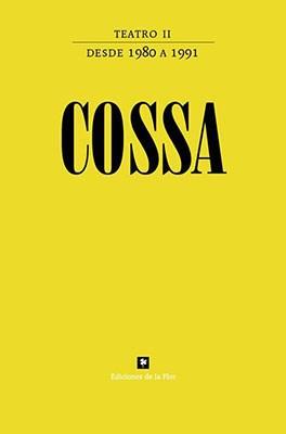 Papel Cossa. Teatro Ii