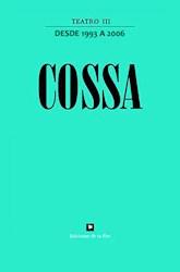Libro 3. Teatro Argentino ( 1993 - 2006 )
