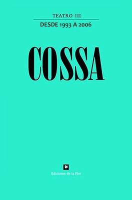 Papel Cossa. Teatro Iii