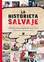 Libro La Historieta Salvaje