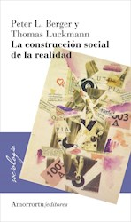 Libro La Construccion Social De La Realidad
