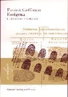 Papel Estigma (La Identidad Deteriorada)