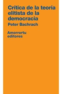 Papel Crítica de la teoría elitista de la democracia