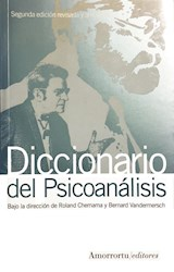Libro Diccionario De Psicoanalisis