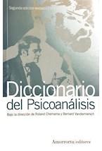 Papel DICCIONARIO DEL PSICOANALISIS (2§ EDICION REVISADA Y AMPLIAD