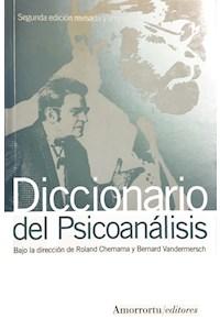papel Diccionario del psicoanálisis