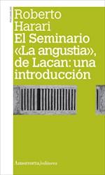 Libro El Seminario ' La Angustia '  De Lacan