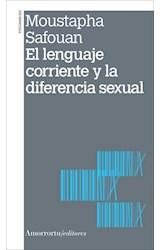 Papel EL LENGUAJE CORRIENTE Y LA DIFERENCIA SEXUAL