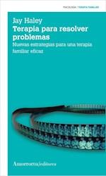 Libro Terapia Para Resolver Problemas