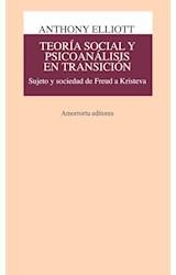 Papel TEORIA SOCIAL Y PSICOANALISIS EN TRANSICION