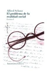 Papel PROBLEMA DE LA REALIDAD SOCIAL