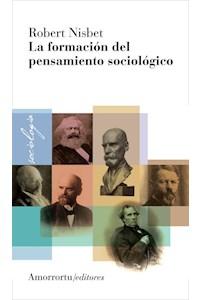 Papel La formación del pensamiento sociológico