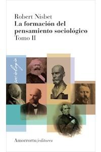 Papel La formación del pensamiento sociológico - Tomo 2