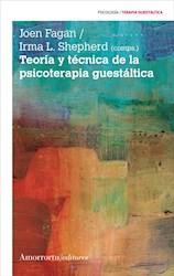 Libro Teoria Y Tecnica De La Psicoterapia Guestaltica