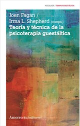 Papel TEORIA Y TECNICA DE LA PSICOTERAPIA GUESTALTICA