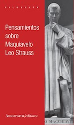 Libro Pensamientos Sobre Maquiavelo