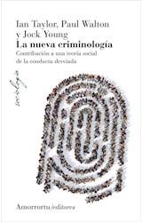 Papel LA NUEVA CRIMINOLOGIA