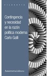 Papel CONTINGENCIA Y NECESIDAD EN LA RAZON POLITICA MODERNA