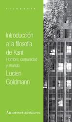 Libro Introduccion A La Filosofia De Kant