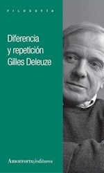 Libro Diferencia Y Repeticion