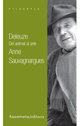 Papel DELEUZE. DEL ANIMAL AL ARTE