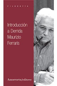 Papel Introducción a Derrida