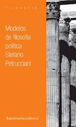 Libro Modelos De Filosofia Politica