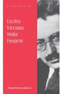 Papel ESCRITOS FRANCESES (COLECCION FILOSOFIA)