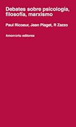 Libro Debates Sobre Psicologia , Filosofia , Marxismo