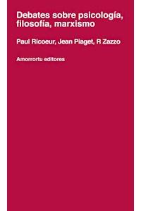 Papel Debates sobre psicología, filosofía y marxismo