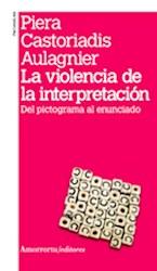 Papel Violencia De La Interpretacion, La