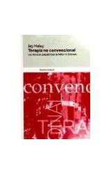 Papel TERAPIA NO CONVENCIONAL