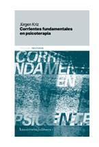 Papel CORRIENTES FUNDAMENTALES EN PSICOTERAPIA.