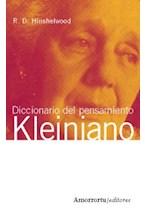 Papel DICCIONARIO DEL PENSAMIENTO KLENIANO