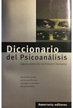 Papel DICCIONARIO DEL PSICOANALISIS (1§ EDICION)