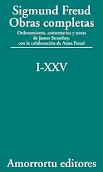 Papel Obra Completa Sigmund Freud 25 Tomos