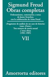 papel VII. «Fragmento de análisis de un caso de histeria» (caso «Dora»), Tres ensayos de teoría sexual, y otras obras (1901-1905)