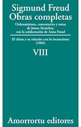 Papel S.FREUD VIII OBRAS COMPLETAS