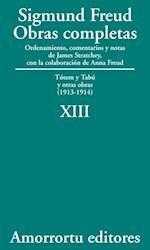 Papel Obras Completas S Freud Vol 13