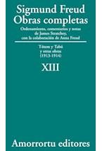 Papel S.FREUD XIII OBRAS COMPLETAS