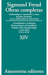 Papel S.FREUD XIV OBRAS COMPLETAS